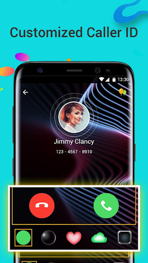 Color flash & Colorful Call Screen 1.0.3 app download 2