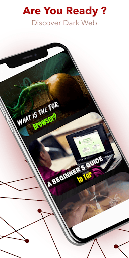 Darknet - Dark Web and Tor : Discover the Power Apk 1