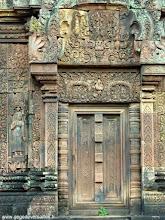 Photo: #006-Le temple hindouiste de Banteay Srei