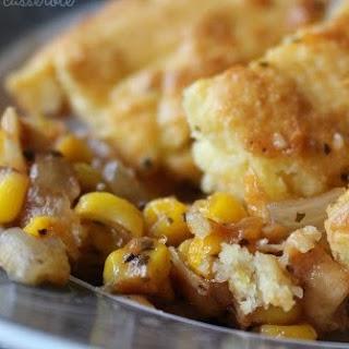 Good Gouda! Barbecue Chicken Casserole