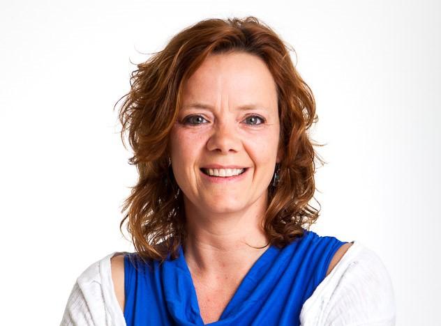 Katrien Hooghe, Kinesiste en energetisch therapeute, Back in Balance