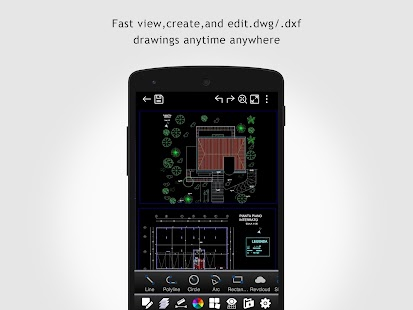 DWG FastView-CAD Viewer- screenshot thumbnail