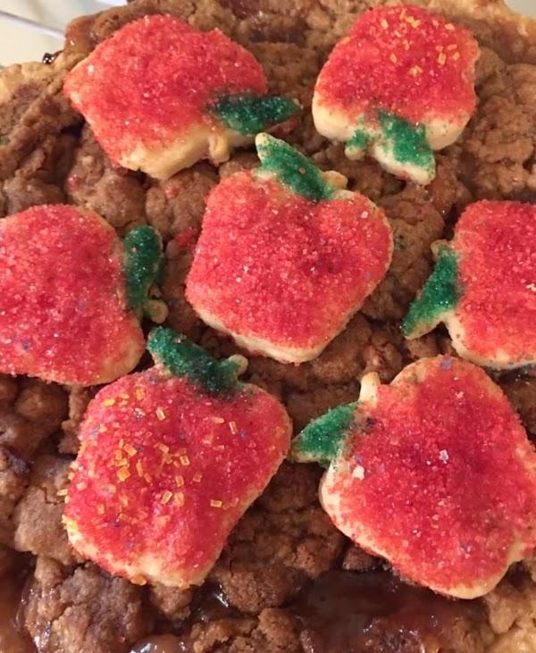 Pleasin' Apple Crumb Pie Recipe