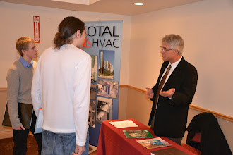 Photo: 2013 Career Fair - Total HVAC