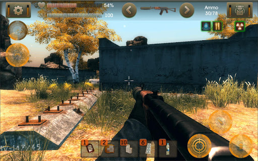 The Sun Evaluation: Post-apocalypse action shooter apkpoly screenshots 4