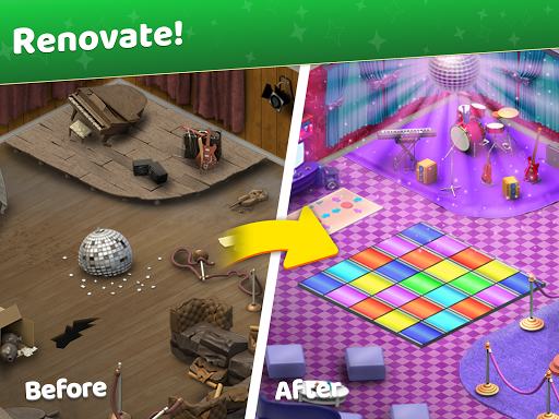 Puzzleton: Match & Design screenshots 15