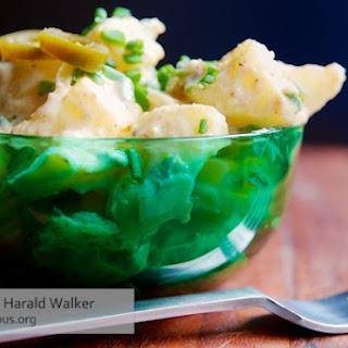 Vegan Cajun Potato Salad