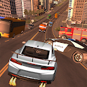Endless Traffic Race 2020: Real Rider Highway Pro icon