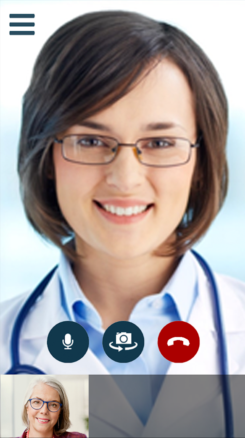 Mend Telemedicine- screenshot