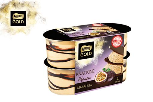 Bild für Cashback-Angebot: Nestlé Gold Mousse Maracuja - Nestle