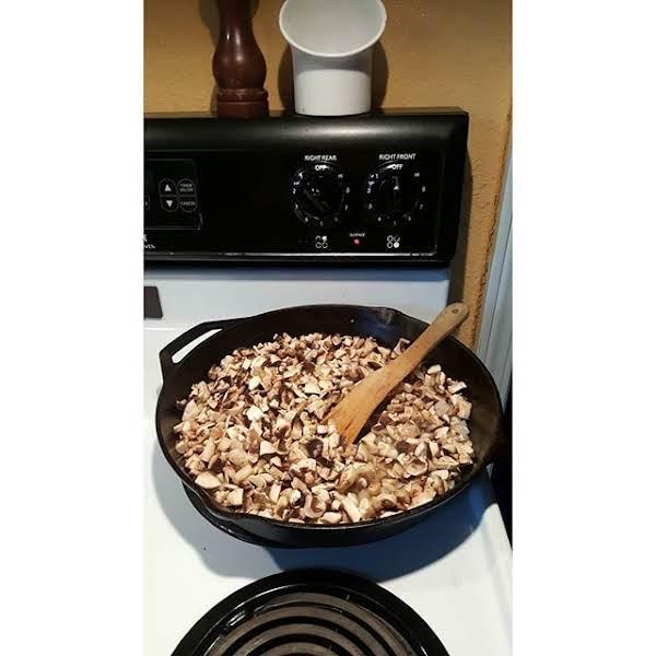 Yummm, Mushroom Sauce Recipe