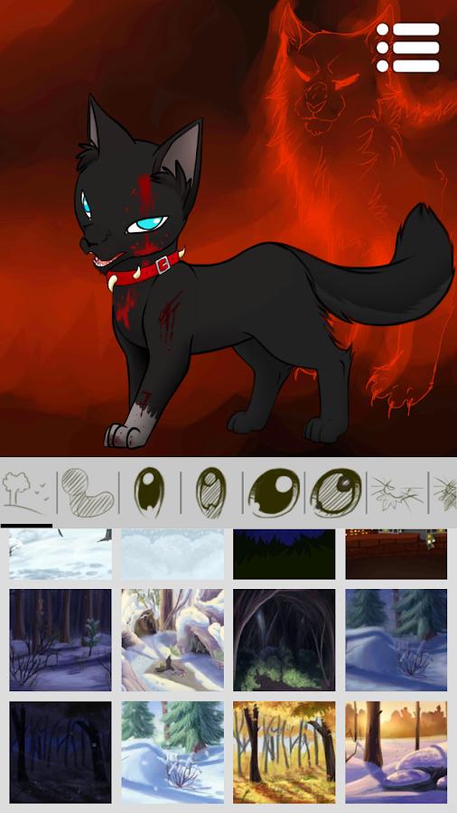 Avatar Maker  Cats    screenshot Google Play