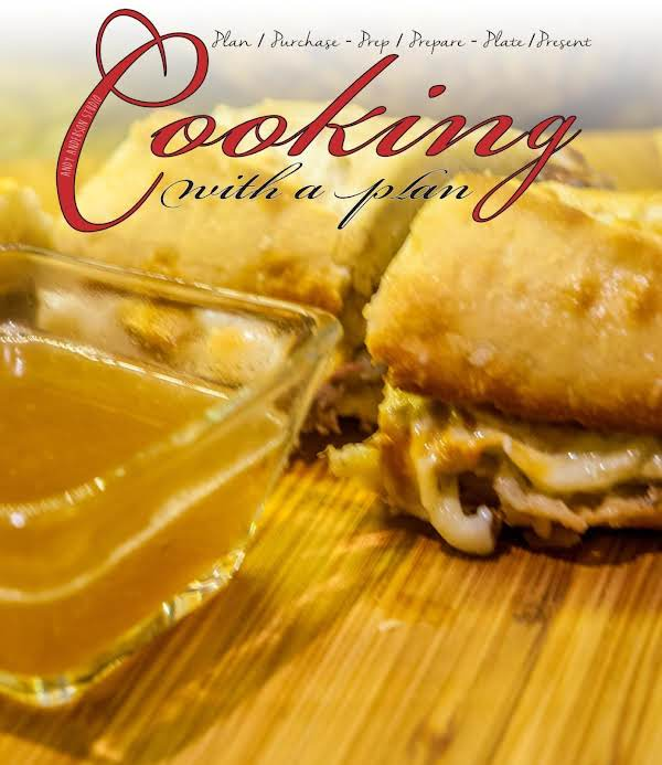 Sandwich Essentials: Slow Cooker Double French Dip Recipe