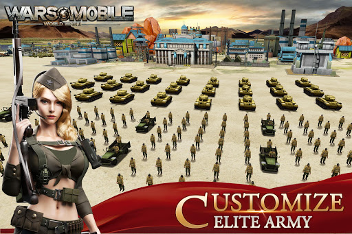 Wars Mobile: World War II 1.18 {cheat|hack|gameplay|apk mod|resources generator} 2