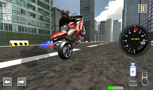 Asphalt Moto Simulator