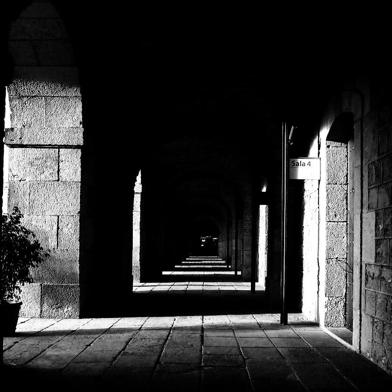 Luce in sala di Luca Mandelli