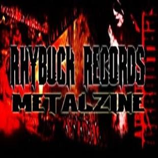 Rhybuck Metalzine - náhled