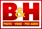 Image result for bh photo logo