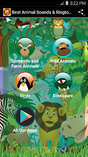 Best Animal Sounds & Ringtones screenshot