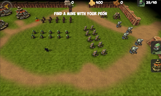 OrcWar Clash RTS 1.115 screenshots 3