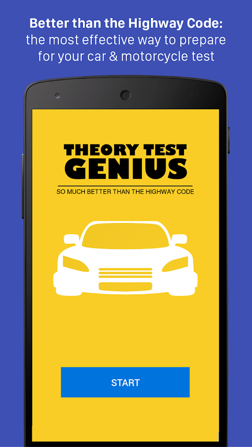 Driving Theory Test Genius UK- screenshot