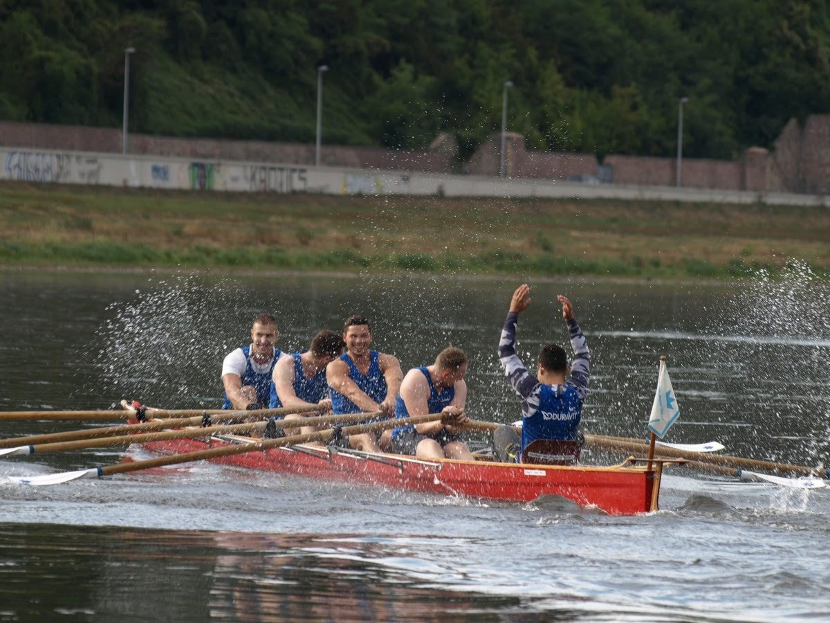 World Rowing Masters Regatta in Velence (Ungarn)