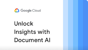 A demo of Document AI API showing how it extracts data from any document and exports it to BigQuery.