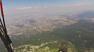 Photo: Витоша, 18.7.2015 - височина 2550м, температура 15'С. В момента в София е 35'С...