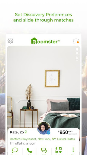 Roomster - Roommates & Rooms screenshot