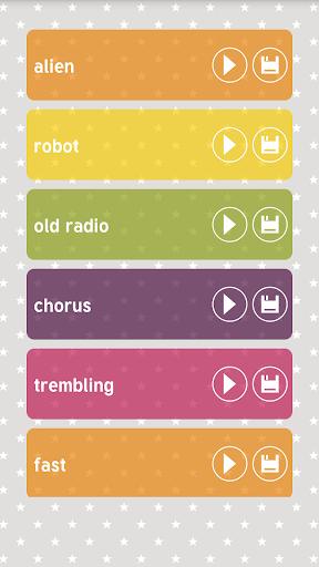 Voice Changer screenshot 7