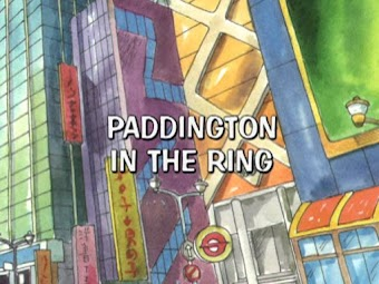 Paddington Goes Underground / Paddington in the Ring / Mr. Curry Lets Off Steam