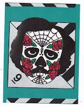 Photo: Wenchkin's Mail Art 366 - Day 211- Card 211a