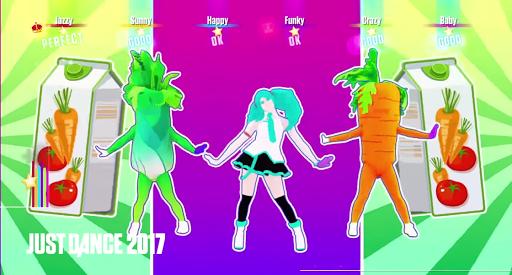 """Just Dance 2017 """"Ahora con más Hatsune Miku!"""""""
