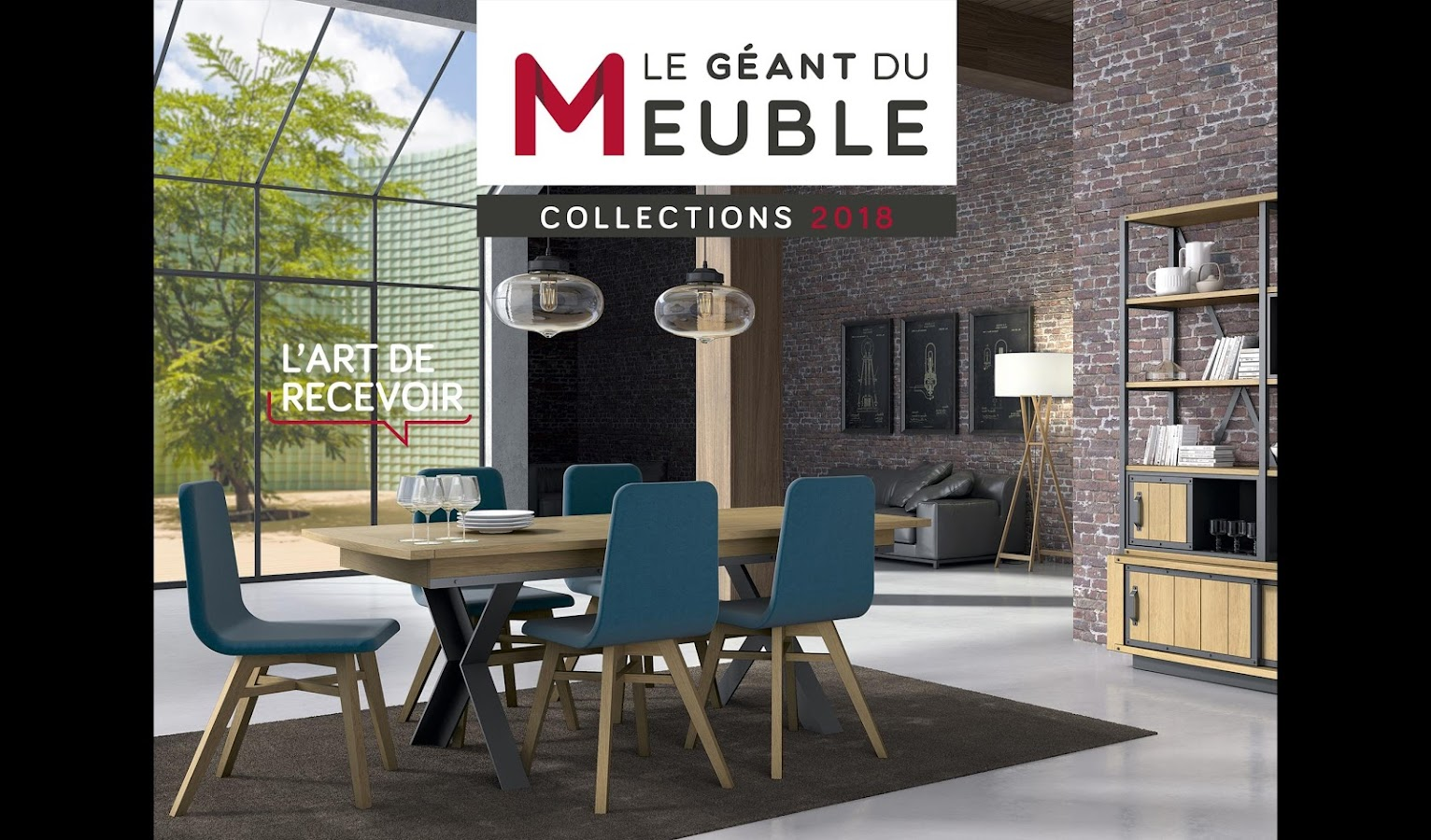 Le G Ant Du Meuble Apl Android Di Google Play # Meuble Tv Design Ked