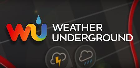 Weather Underground: Forecasts APK poster