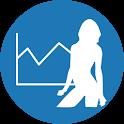 DietCalendar(weight) icon