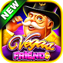 Vegas Friends - Casino Slots for Free icon