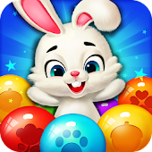 Rabbit Pop- Bubble Shooter