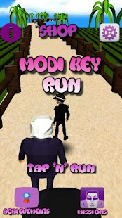 Modi Key Run- screenshot thumbnail