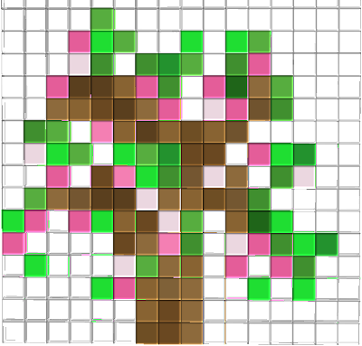 Kawaii oak Sapling!