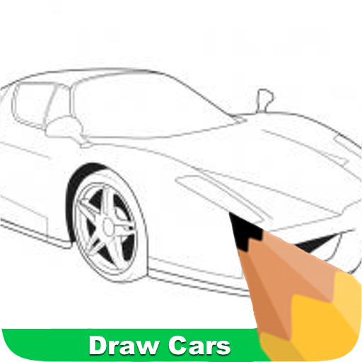 How To Draw Cars 遊戲 App LOGO-APP開箱王