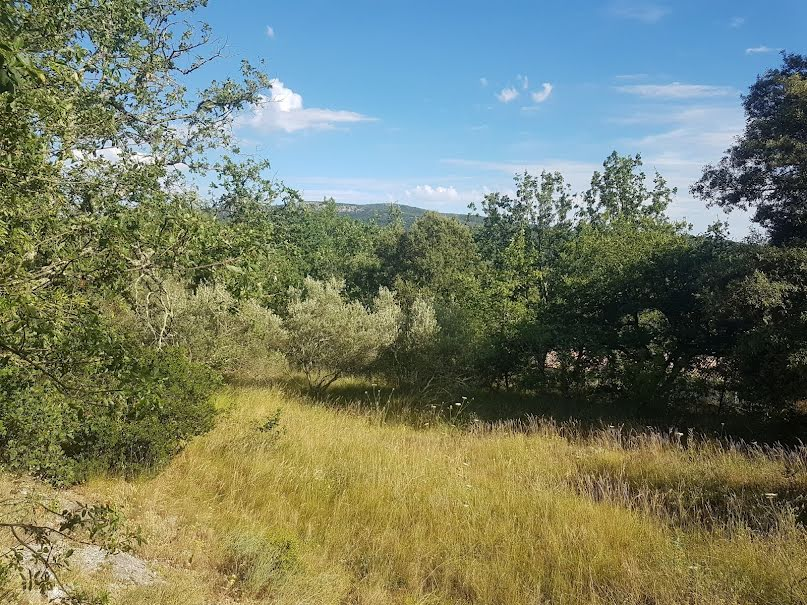 Vente terrain  1800 m² à Moulès-et-Baucels (34190), 170 000 €