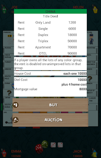 Monger-Free Business Dice Board Game apktram screenshots 4