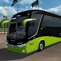 Euro Bus Driving 2020 : Bus Driving Learn icon