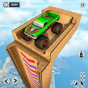 Monster Truck Mega Ramp Stunt Racing