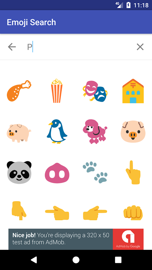 Emoji Search- screenshot
