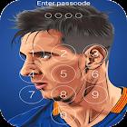 Keypad for FC Barcelona HD 2018 icon