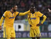 Cagliari n'a pas été sanctionné pour les insultes racistes proférées à l'adresse du joueur de la Juventus, Blaise Matuidi