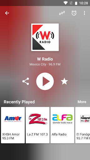 Radio Mu00e9xico 8.4.2 screenshots 2