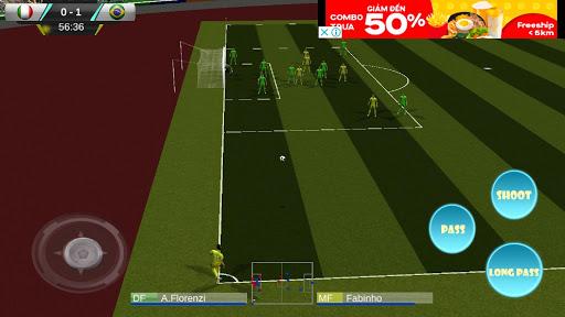 Playing Football 2020 android2mod screenshots 6